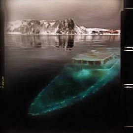Mario Carini - The Sunken Yacht
