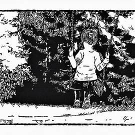 The Swing by Laura Hunsinger-Kelly