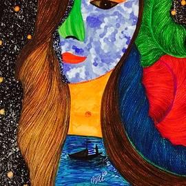Tejsweena Renu Krishan - The tale of a Siren.