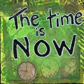 Mary Beth Harris Maassen - The Time is Now
