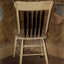 The Timeout Chair by Teresa Wilson
