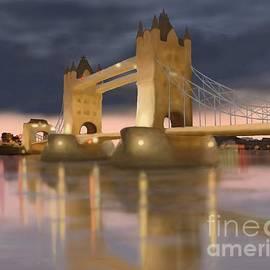 Alexander Sydney - The Tower Bridge
