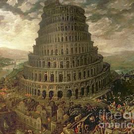 Tobias Verhaecht - The Tower of Babel