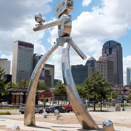 The Traveling Man Dallas Deep Ellum 080718 by Rospotte Photography