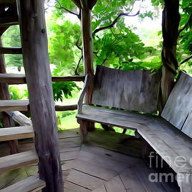 Ed Weidman - The Tree Fort