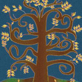 The Tree of Prosperity by Yuri Lev