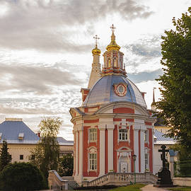 The Trinity Lavra  by Anna Matveeva