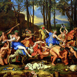Olivier Blaise - The triumph of Pan