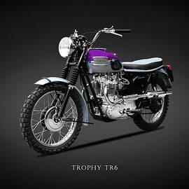 The Trophy TR6 Motorcycle - Mark Rogan