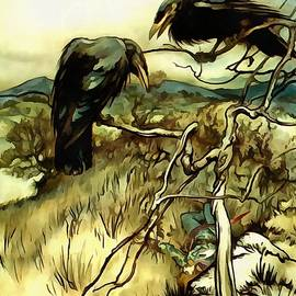 Tracey Harrington-Simpson - The Two Crows
