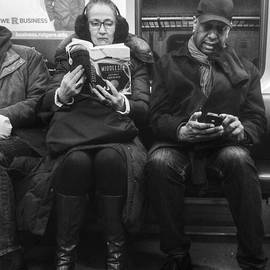 Miriam Danar - The Two of Us - Seen on a Train