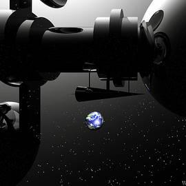 Walter Oliver Neal - The United Earth Federation Starship Carl Sagan 2