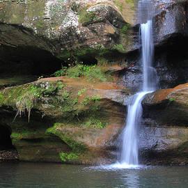 The Upper Falls by Angela Murdock