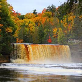 Michael Rucker - The Upper Tahquamenon Falls