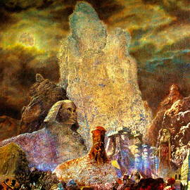 The Valley of Sphinks by Henryk Gorecki