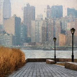 The View From Long Island City by JC Findley