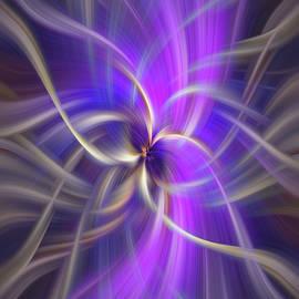 Jenny Rainbow - The Violet Flame. Spirituality
