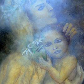 Alberto Thirion - The Virgin and Child