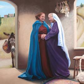 Sister Laura McGowan - The Visitation