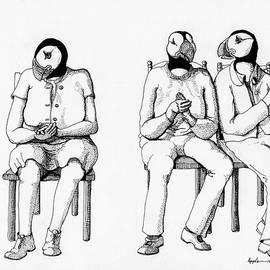 Linda Apple - The Waiting Room
