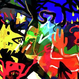 Paul Sutcliffe - The War of Mani