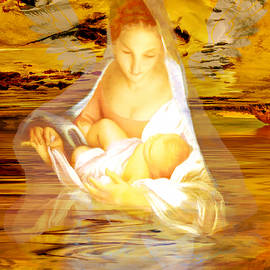 Valerie Anne Kelly - The water of life