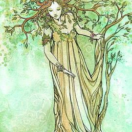Katherine Nutt - The Way of the Dryad