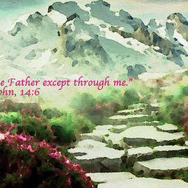 Femina Photo Art By Maggie - Scripture The Way to the Father