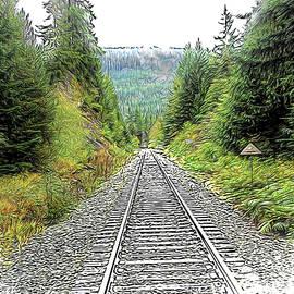 Leslie Montgomery - The Western Tracks