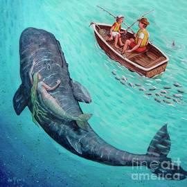 Barbara de Mora - The Whale and the Minnow