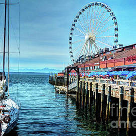 The Wharf by Deborah Klubertanz