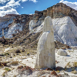 Pierre Leclerc Photography - The White Ghost of the Wahweap wash