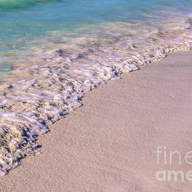 The whitest and finest sand in the world by Claudia M Photography