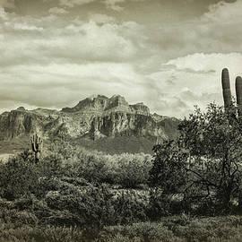 Saija Lehtonen - The Wild West Of The Superstitions