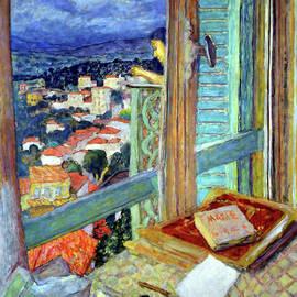 Olivier Blaise - The window