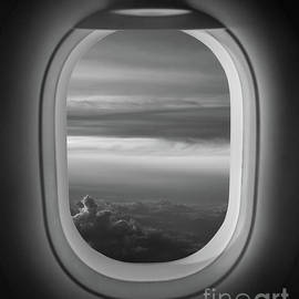Michael Ver Sprill - The Window Seat BW