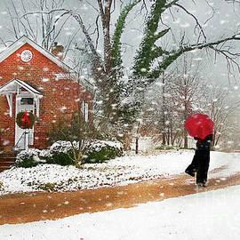 Darren Fisher - The Winter Cottage