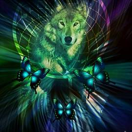 Maria Urso - The Wolf Within
