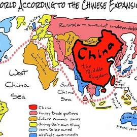 The World According To by Tim Richards