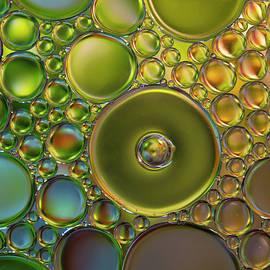 The world of bubbles by Jaroslaw Blaminsky
