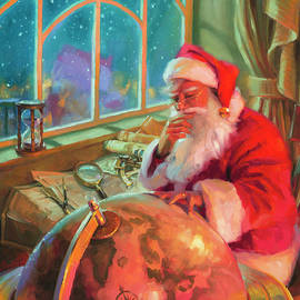 The World Traveler by Steve Henderson