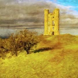 The Yellow Keep by Sarah Kirk - Sarah Kirk