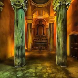 The Yellow Light Church 2p- La Chiesa Della Luce Gialla 2p by Enrico Pelos