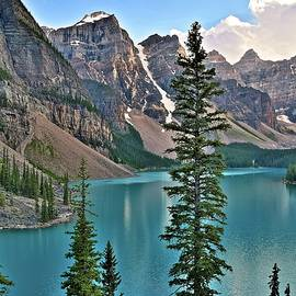 Frozen in Time Fine Art Photography - This is Moraine Lake