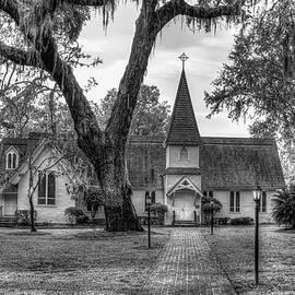 This Way To Heaven Christ Episcopal Church Art by Reid Callaway