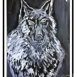 Corri Johanson - This Wolf Chases Nothing