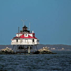 Sally Weigand - Thomas Point Shoal Light