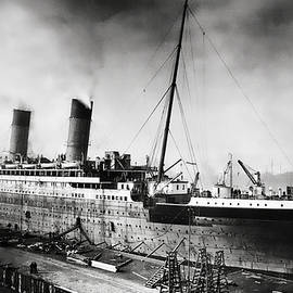 Chris Cardwell - Thompson Drydock - Titanic