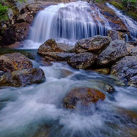 Jeff Sinon - Thompson Falls, Pinkham Notch, NH