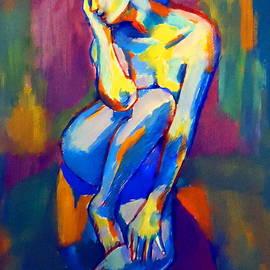 Helena Wierzbicki - Thoughtful figure